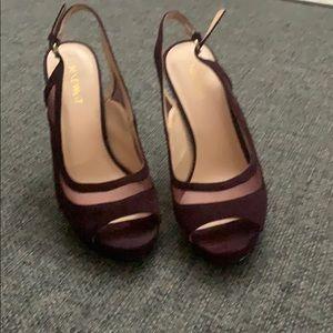 Nine West high heels shoes